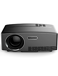 cheap -vivibright GP80 LCD Mini Projector 1800 lm Support 1080P (1920x1080) inch Screen