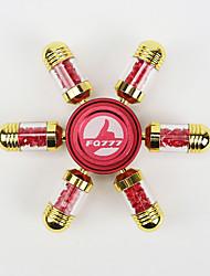 billige -FQ777 Håndspinnere / Hånd Spinner til Killing Time / Stress og angst relief / Focus Toy Metallisk / Krystal Klassisk 1 pcs Stk. Pige Voksne Gave