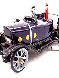 Недорогие -Игрушка с заводом Автомобиль Металл 1 pcs Куски Детские Игрушки Подарок