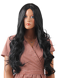 MAYSU Fluffy Ethereal  Long Curly Hair Synthetic Wigs   Attractive   Woman hair