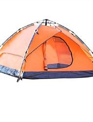 3-4 persone Tenda Igloo da spiaggia Doppio Tenda da campeggio Una camera Tenda automatica per Campeggio Viaggi CM
