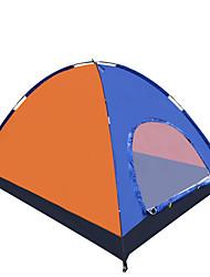 5-8 Pessoas Tenda Único Barraca de acampamento Um Quarto Tenda Dobrada para Campismo Viajar CM