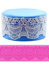 Cake Lace Mat Silicone Mold Fondant Sugar Lace Mat Silicone Cake Mold Moulds Fondant Cake Decorating Tools