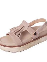 economico -Da donna Sandali Cinturino alla caviglia Club Shoes Comoda Con cinghia PU (Poliuretano) Primavera Estate Autunno Casual FootingCinturino