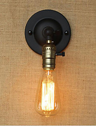 abordables -Retro Lámparas de pared Luz de pared 110-120V / 220-240V 40W
