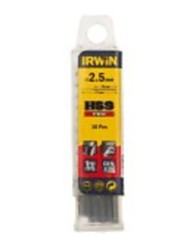 Owen'S High Speed Steel Drill Bit 2.5 Mm 10 / Box