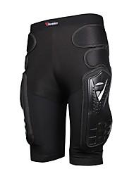 Pantaloni da ciclismo Per uomo Bicicletta Pantaloncini /Cosciali Protettivo PE PVC LYCRA® SportivoCiclismo/Bicicletta Sport di gruppo Sci