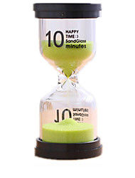 cheap -Hourglass Toys Duck Cylindrical Glass Plastic Children's Unisex Pieces