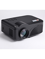 cheap -4018 LCD Projector Mini Projector WVGA (800x480)ProjectorsLED 1200 Suppport  1080P