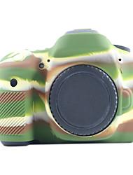 Желтый Черный Зеленый-Кейс-С открытым плечом--Цифровая камера- дляCanon