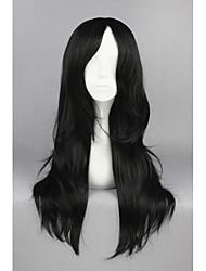 cheap -Naruto-Orochimaru Black Straight Anime 26inch Cosplay Wigs CS-162A