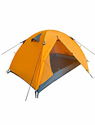 cheap -2 persons Tent Double Camping Tent One Room Fold Tent Moistureproof/Moisture Permeability Well-ventilated Waterproof Portable Windproof