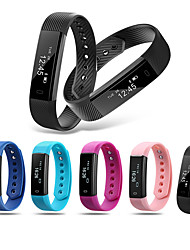 cheap -Smart Bracelet Fitness Tracker Step Counter Fitness Band Alarm Clock Vibration Wristband