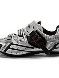 Tiebao Scarpe da ciclismo Scarpe da bici da corsa Per uomo Per donna Unisex Anti-scivolo Impermeabile TraspirabileAll'aperto Ciclismo da
