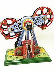 Недорогие -Игрушка с заводом Игрушки Игрушки Колесо обозрения Металл 1 Куски Детские Подарок