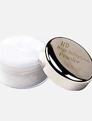 Containment Grooming Calm Makeup Powder Breathable Silky Naked Makeup Powder