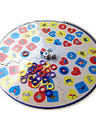 cheap -Board Game Circular Plastic