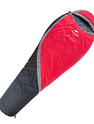 Недорогие -Спальный мешок Кокон Односпальный комплект (Ш 150 x Д 200 см) 5 Пористый хлопокX85 Походы Сохраняет тепло Компактность