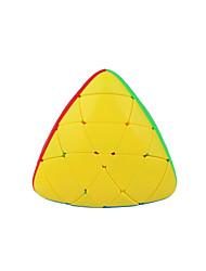 preiswerte -Zauberwürfel Pyramorphix Alien Mastermorphix 4*4*4 Glatte Geschwindigkeits-Würfel Magische Würfel Puzzle-Würfel Glatte Aufkleber ABS