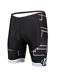 cheap -Breathable New Men 's Cycling Shorts Bike TROUSERS With 3 d Pad LycraDK747