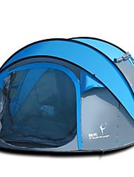 3-4 persone Doppio Tenda da campeggio Una camera Pop up tenda per Campeggio Viaggi CM