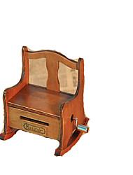 cheap -Music Box Furniture Classic Kid's Adults Kids Adults' Gift Unisex