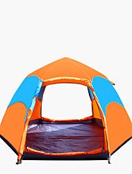 economico -3-4 persone Singolo Tenda da campeggio Una camera Tenda ripiegabile per Campeggio Viaggi CM