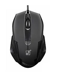 economico -Ratto inalambrico del mouse di fiocco di mouse professionale senza fili del mouse di fucile 2.4g di alta qualità 1600dpi