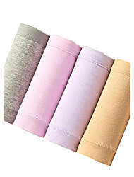 cheap -4Pcs/Lot Womens Sexy Seamless Panties Cotton Briefs Polyester Spandex Underwear