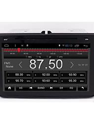 Bonroad android 6.0 ram2g rom16g 4 ядерный 1024 * 600 поддержка wifi 4g интернет трафик запись passat golf tiguan volkswagen универсальный