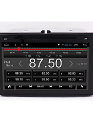 Bonroad android 6.0 ram2g rom16g 4 nucleare 1024 * 600 supporto wifi 4g record di traffico internet passat golf tiguan volkswagen