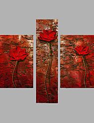 economico -Dipinta a mano Ritratti Orizzontale,Modern Più di Cinque Pannelli Tela Hang-Dipinto ad olio For Decorazioni per la casa