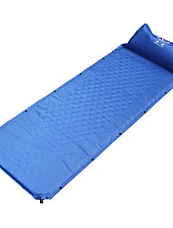 cheap -Sheng yuan Air Pad / Sleeping Pad Outdoor Camping Heat Insulation, Moistureproof, Inflated PVC(PolyVinyl Chloride) Hiking, Camping,