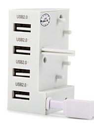 Недорогие -DOBE TYX-795S USB Насадки - Xbox One S USB-концентратор Беспроводной #