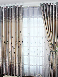 Curtain Living Room Material Blackout Curtains Drapes Home Decoration For Window