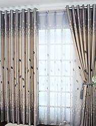 Trattamento finestra Salotto Materiale Blackout tende tende Decorazioni per la casa For Finestra