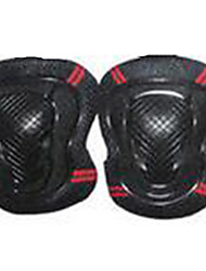 Kids' Adult Knee Pads + Elbow Pads + Wrist Pads for Roller Skating Inline Skates Shock Proof PE