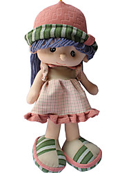cheap -40cm Plush Doll Girl Doll Lovely Cloth Plush Cute Child Safe Lovely Non Toxic Girls' Gift
