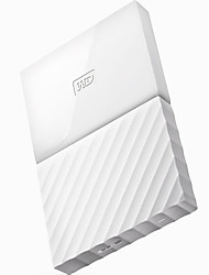 WD WDBYNN0020BWT-CESN 2TB 2.5 Inch Flash White External Hard Drive USB3.0