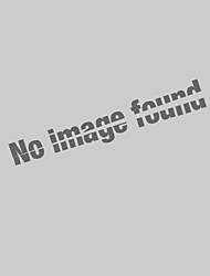 cheap -Men's Active Plus Size Cotton Slim Polo - Striped Shirt Collar / Short Sleeve