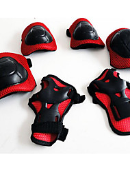 Kids Knee Brace for Skateboarding Easy dressing Eases pain Wearproof Thickening 1 Set Sports Outdoor