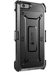 Недорогие -Для яблока iphone 6s 6 корпус крышка вода / грязь / ударопрочный корпус всего корпуса