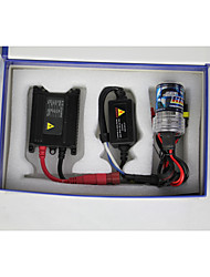 auto moto xenon kits de lastro fino 35w H1 H4, H7 h11 9005 9006