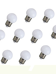 cheap -0.5W LED Globe Bulbs 6 135 lm Orange K V