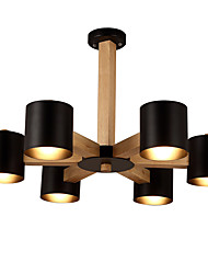 cheap -Vintage Modern/Contemporary Traditional/Classic Country LED Pendant Light Downlight For Living Room Bedroom Dining Room Study Room/Office