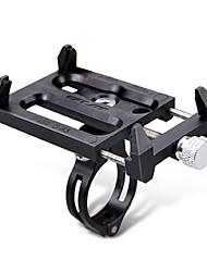 Велоспорт Сотовый телефон Черный пластик Алюминиевый сплав