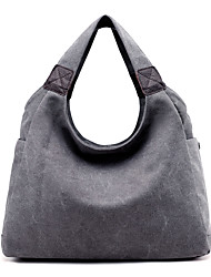 cheap -Men's Bags Canvas Tote for Event / Party / Outdoor Gray / Purple / Coffee