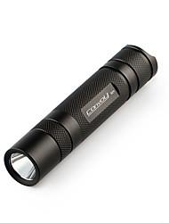 cheap -U'King LED Flashlights / Torch LED 700 lm 4 Mode XP-G2 Small Size Super Light Camping/Hiking/Caving Black Gray