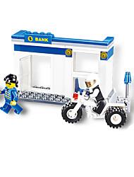 abordables -JIE STAR Robot Blocs de Construction Transformable Carré Machine Robot Garçon Unisexe Cadeau