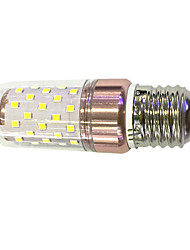cheap -9W 600lm LED Corn Lights 65 LED Beads SMD 2835 Warm White / White 220-240V